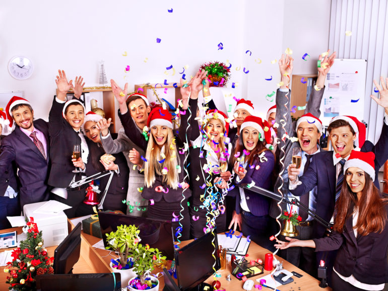 5 Fantastic Christmas Office Party Ideas